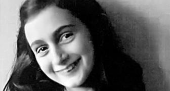 Voici  la seule vidéo dans laquelle  Anna Frank apparaît