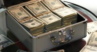 Vrouw ligt op sterven en onthult echtgenoot dat ze een koffertje vol geld heeft. Hoe ze daaraan gekomen is, komt als een verrassing