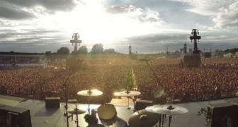 65.000 mensen zingen een bekend nummer van Queen: het resultaat is episch!