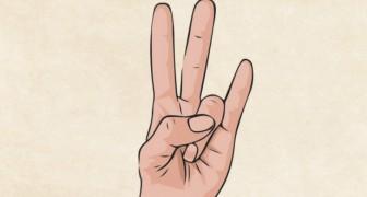 Diese Vorteile kannst du erreichen wenn du die Finger in diese Positionen bringst