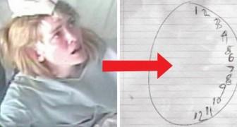 Todos achavam que ela era louca: o mistério desta mulher foi resolvido com um simples desenho.