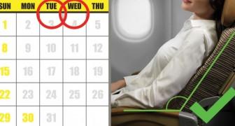 8 dritte per scendere dall'aereo perfettamente freschi e riposati