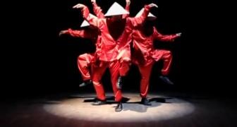 La danse orientale hypnotisante