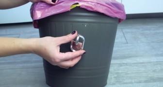Aprende algunos modos ingeniosos para usar los comunes ganchos de plastico