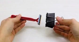6 usos geniaes de la pinza pisapapeles para aplicar dentro y fuera de la oficina
