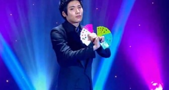 The best magician ever seen before