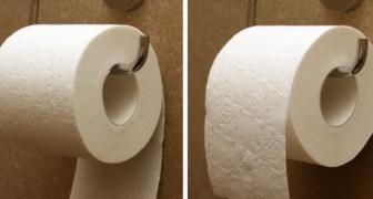 Il verso della carta igienica? Guardate il brevetto dell'inventore e non avrete più dubbi!