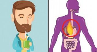 9 cose da non fare mai a stomaco vuoto
