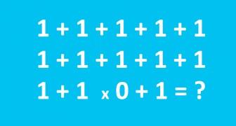 Hoe zou jij dit kleine wiskunderaadsel oplossen?
