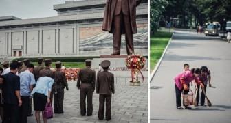 30 fotos prohibidas de Corea del Norte que el regimen no quisiera dejarlos ver