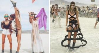 Si è concluso il Burning man Festival: queste foto dimostrano che è l'evento più folle del mondo