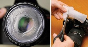 4 trucchi fai-da-te per fare fotografie eccellenti senza spendere una fortuna