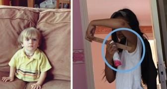 14 peinliche Aufnahmen, die euch dankbar machen werden, vor dem Aufkommen der sozialen Netzwerke geboren worden zu sein