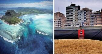 13 mysteriöse Orte des Planeten, von denen Reiseführer nicht sprechen