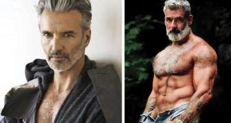 20 modèles qui vont redéfinir votre concept d'homme mature.