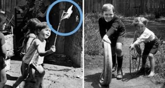 Crescere senza tablet e smartphone: ecco come si divertivano i bambini