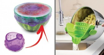18 brilliant inventions that will make your cooking much more lively and entertaining