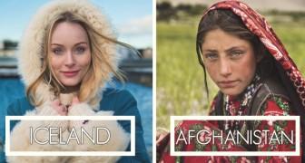 Questa fotografa ha visitato oltre 60 paesi per cambiare il nostro modo di guardare alla bellezza femminile