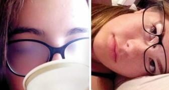 15 situations que seuls les porteurs de lunettes peuvent comprendre