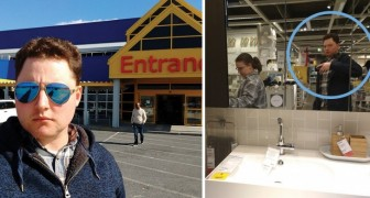 Dragged to IKEA for the umpteenth time ---  this husband's story is hilarious!