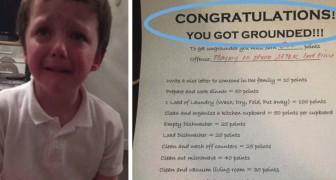 La punizione che ha trovato questa mamma per suo figlio ha scatenato il web: voi che ne pensate?