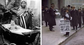 22 fotos historicas que te revelaran nuevos particulares del pasado