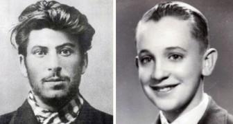 20 Bilder von Staatsoberhäuptern, bevor sie an die Macht kamen