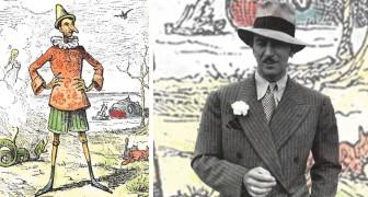 Als Walt Disney entschied, einen Pinocchio-Film zu drehen weigerte man sich, diese Szene zu inkludieren