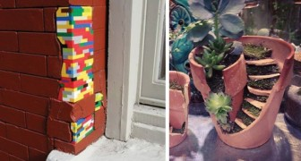 23 broken objects that have become small works of art thanks to some clever hacks!