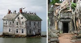 29 luoghi abbandonati dall'uomo che vi colpiranno per la loro misteriosa bellezza