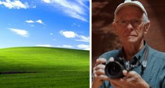 Il fotografo dietro allo sfondo più famoso del mondo torna a scattare: i risultati non deludono