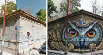 24 examples of how street art can give life to the dull and lifeless corners of cities