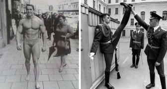 31 Schwarz-Weiß-Fotos, die faszinierende Details der Vergangenheit ans Licht bringen