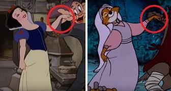 Toutes les fois où Disney nous a trompés en réutilisant des dessins de vieux dessins animés
