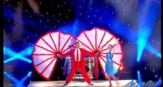 Um dos mais belos espetáculos de Cabaret