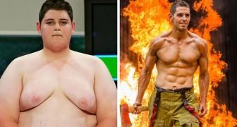 Hace 10 años vence en un programa de TV para personas con sobrepeso: hoy se presenta asi