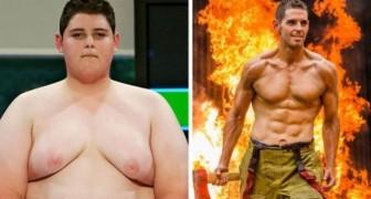 24 Männer die entschieden haben, sich zu verändern und die jetzt unglaublich aussehen