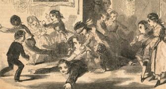 Gebroken botten, verbrande huid en spookachtige verhalen: zo was het Kerstdiner in het Victoriaanse tijdperk
