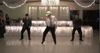 Il ballo di matrimonio Smooth Criminal