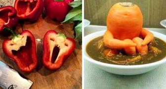 16 foto di alimenti dalla forma particolarmente ambigua