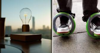 14 interessanti oggetti, frutto delle ultime invenzioni tecnologiche