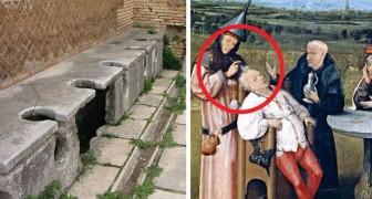 10 coutumes répandues dans l'antiquité qui aujourd'hui nous laisseraient perplexes