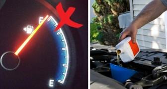 7 hábitos que você deve abandonar agora para não estragar o seu carro