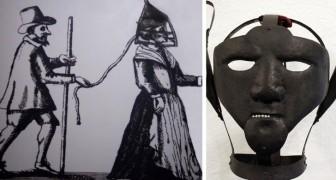 La bride-bavarde, l'instrument de torture utilisé pour punir les femmes au 17e siècle