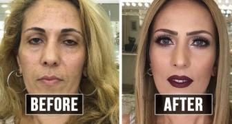 Dieser Maskenbildner schafft es seine Kunden mehr als 30 Jahre jünger aussehen zu lassen
