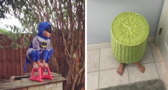 30 crianças que não deixam os pais ficarem entediados