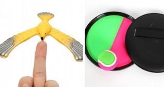 As crianças de hoje em dia nunca vão saber o que são estes brinquedos