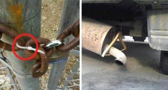 Ces inventions sont si désastreuses qu'elles en deviennent hilarantes.