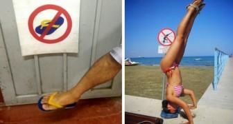 18 adorables rebelles qui ont enfreint les règles de manière hilarante