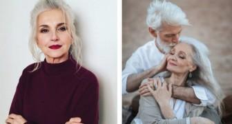 Esta agência de modelos trabalha só com pessoas com mais de 45 anos: a beleza das fotos fala por si só!